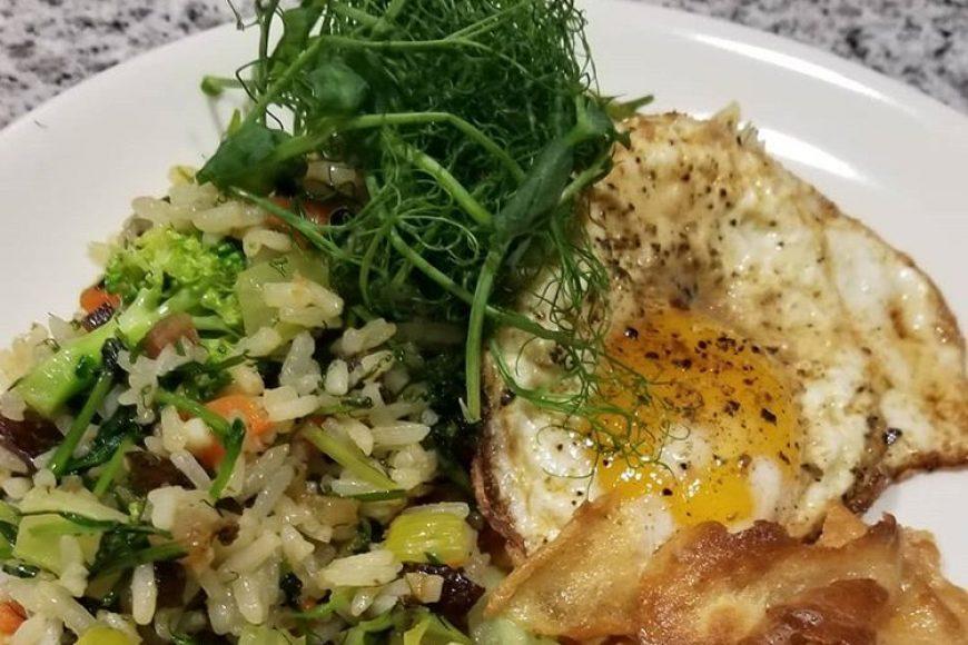 Rice and Veggies Recipe